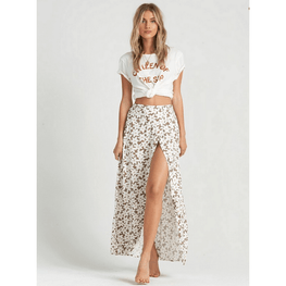 billabong maxi skirt