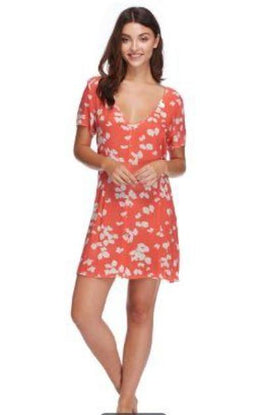 Body Glove Daisy Womens Splendid Cover Up Dress