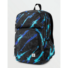 volcom backpack tie dye