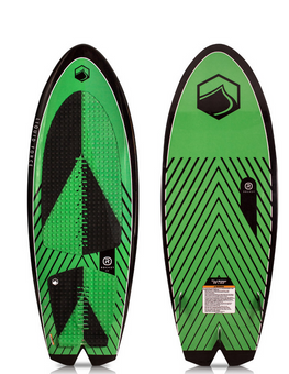 "Lliquid Force Rocket 4'8"" Wakesurfer"