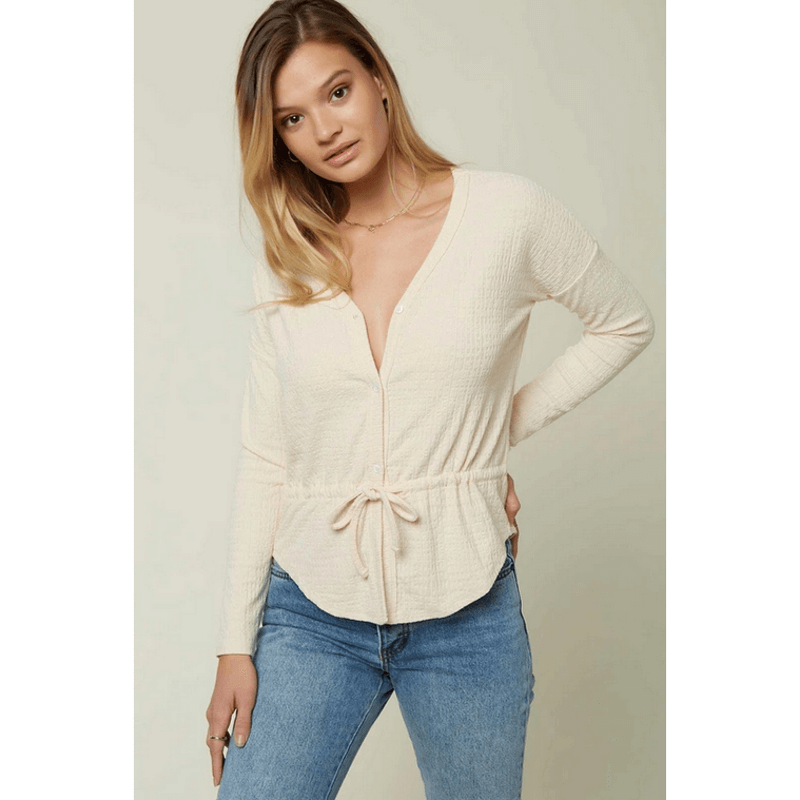o'neill knit top
