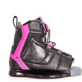 liquod force womens black and pink wake binding