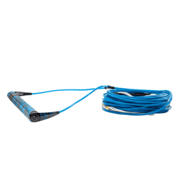 hyperlite blue wakeboard handle and rope