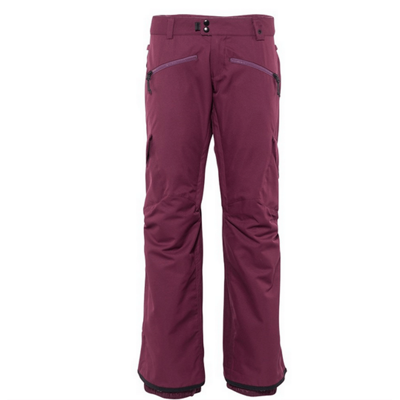 womens 686 plum mistress snow pant
