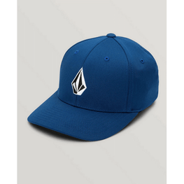 volcom kids blue hat