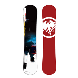 never summer mens proto synthesis snowboard