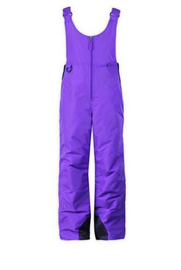 rawik snow bibs purple kids