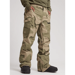 burton camo snow pants covert
