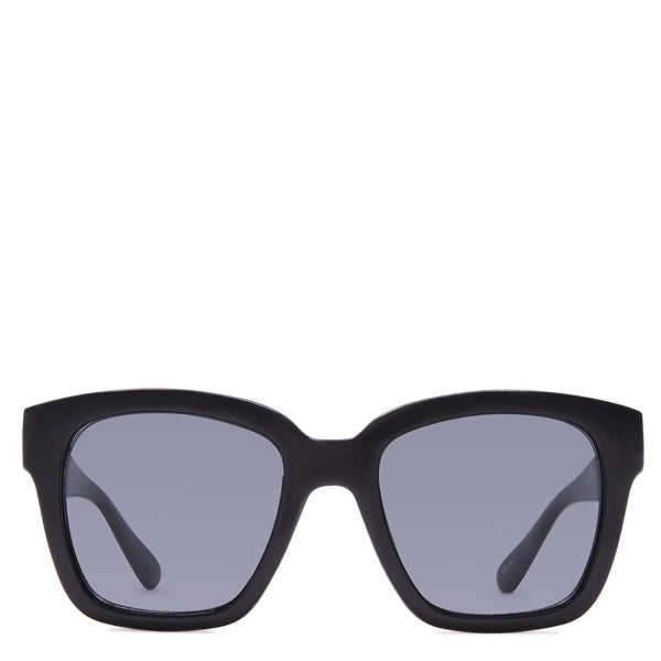 CrushEyes Now Or Never Womens Black Sunglasses