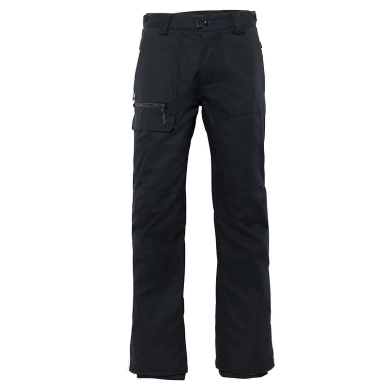 686 vice mens black snow pant