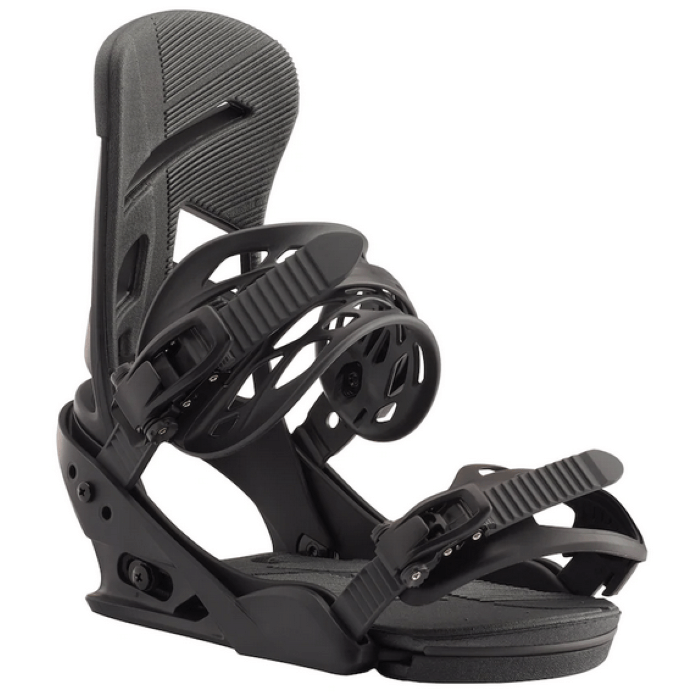 Burton Mission ReFlex Mens Black Snowboard Bindings