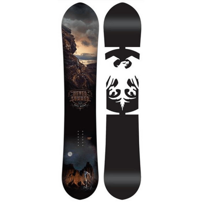 Never Summer West Bound Mens Snowboard