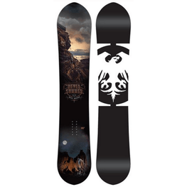 Never Summer West Bound Mens Wide Snowboard
