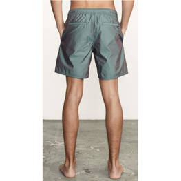 RVCA Hazed Elastic Mens Multicolor Shorts