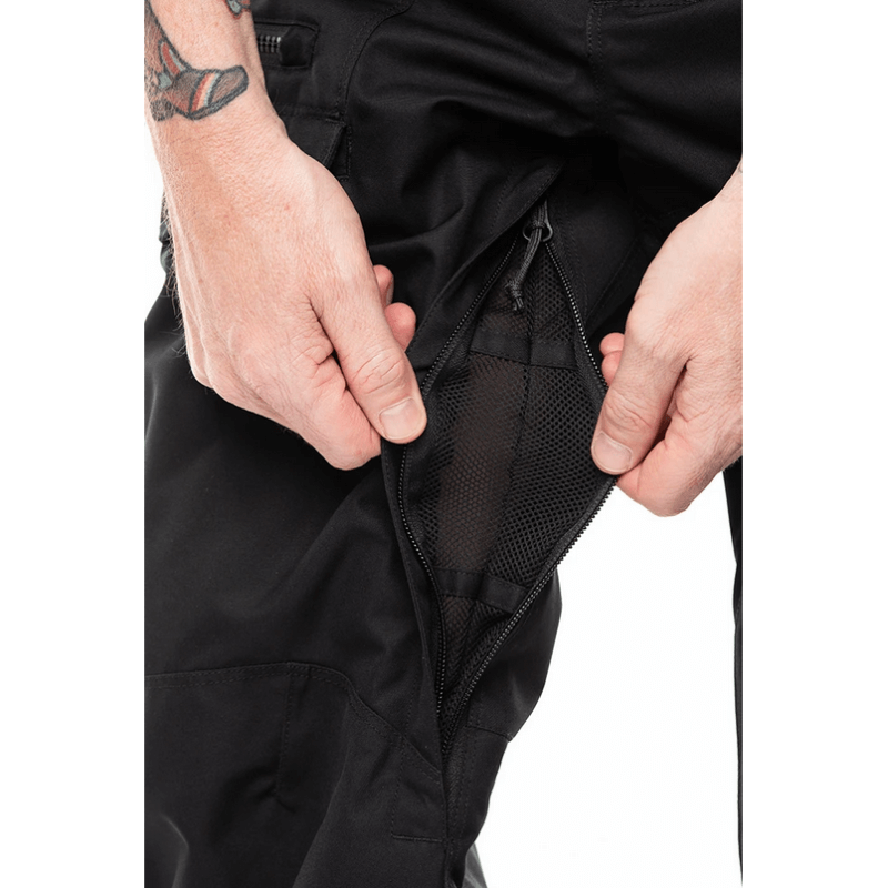 686 Vice Mens Black Snowboard Pant