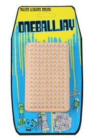 One Ball Jay Nylon Wax Brush For Snowboards Or Skis