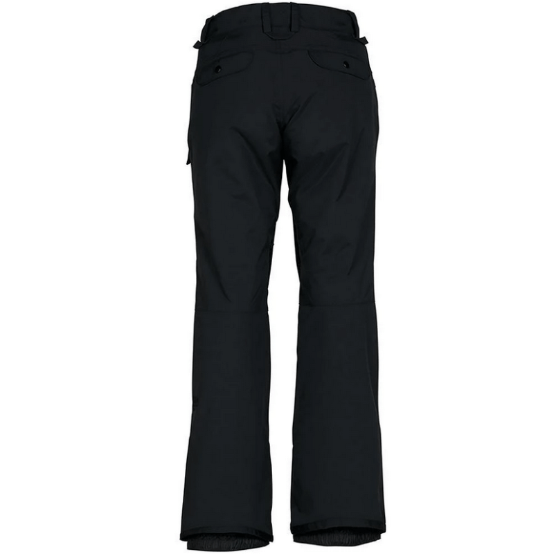 womens 686 black snow pant