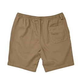 khaki boys shorts with back pocket billabong