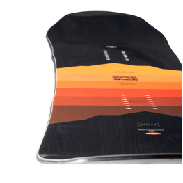 shiloh arbor mens black with orange and yellow stripes