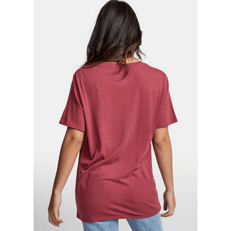 rvca loose fit womens tee