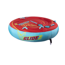 glide tube from ho red and blue