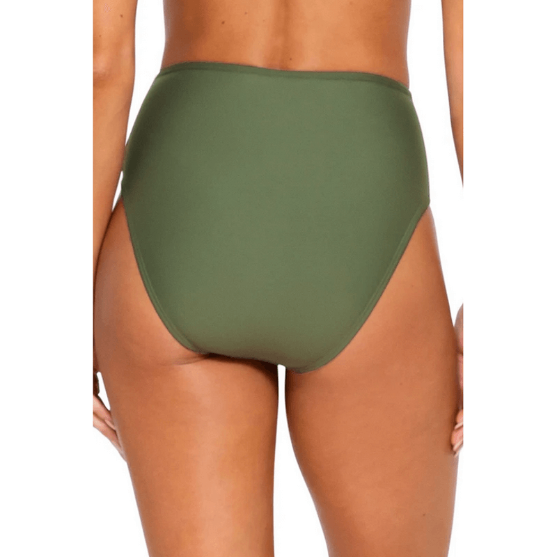 sunsets full coverage swim bottom olive