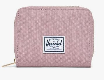 Herschel Tyler Womens Ash Rose Wallet