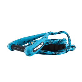 hyperlite blue surf rope with handle