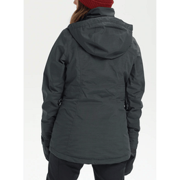 black snow jacket burton jet set