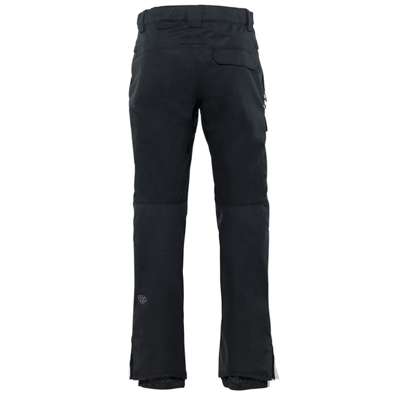 mens 686 black vice snow pant