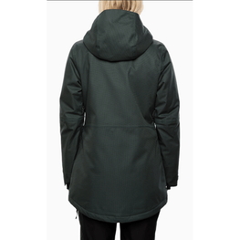 womens 686 dark spruck snow jacket