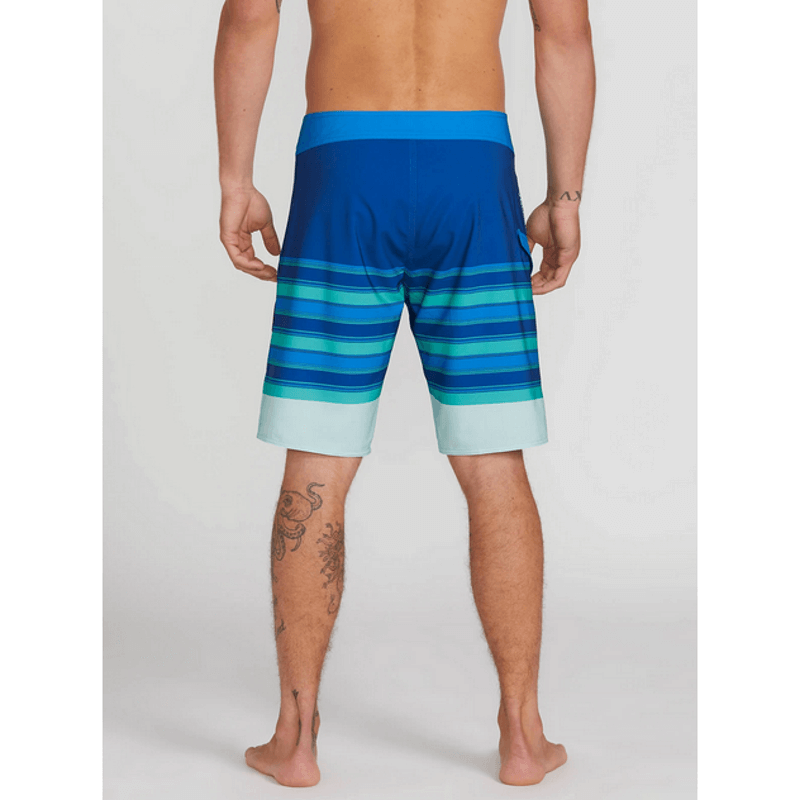 volcom mens streatch stripe trunk
