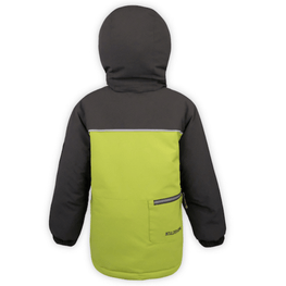 boys insulated boulder gear snow jacket