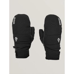 Volcom Stay Dry Gore-Tex Mens Black Snowboard Gloves