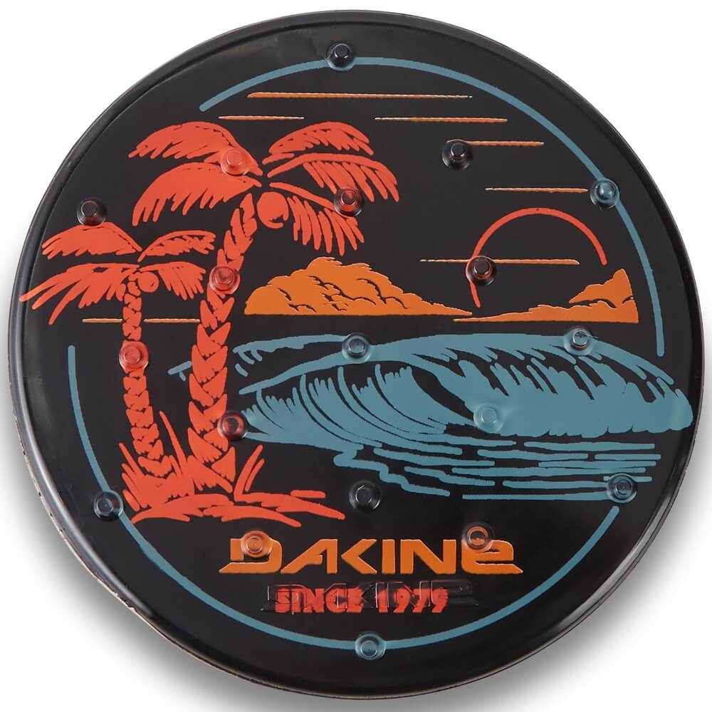 Dakine Surf Sunset Circle Mat Stomp Pad