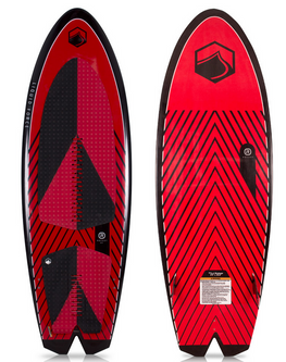 "Lliquid Force Rocket 5'4"" Wakesurfer"