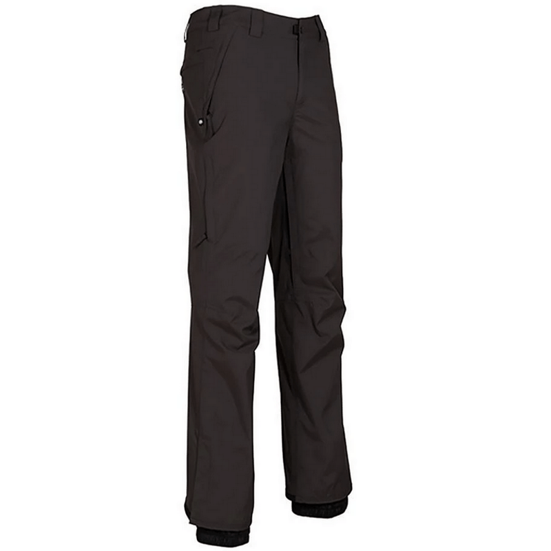 mens black snow pant 686
