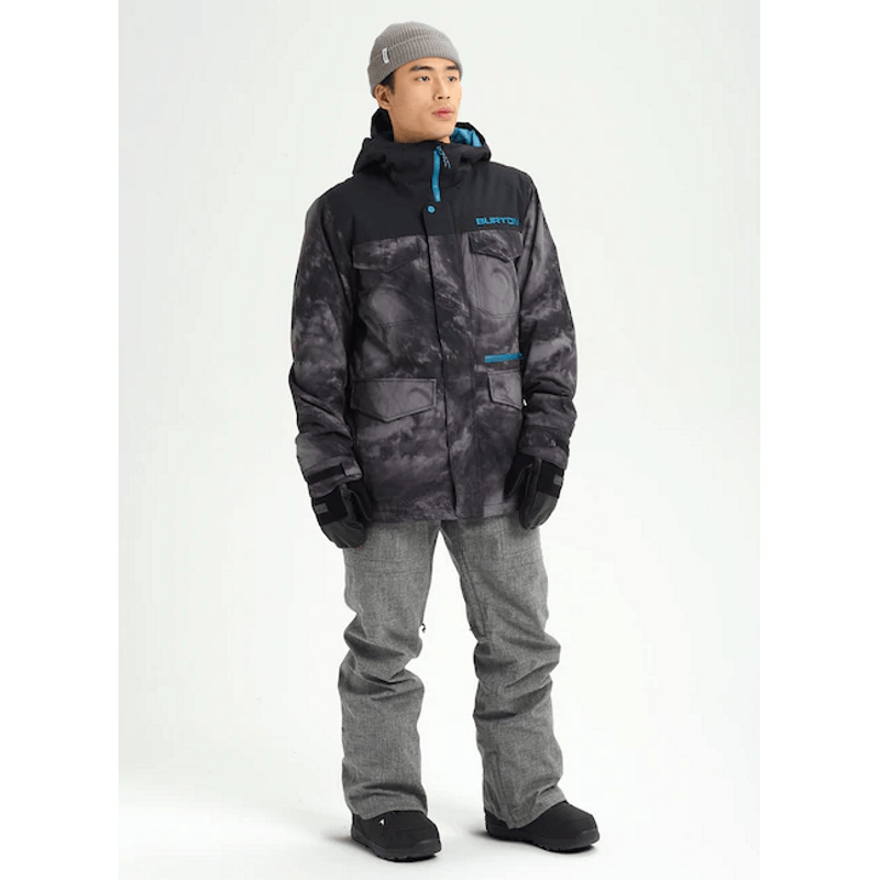 burton jacket snow