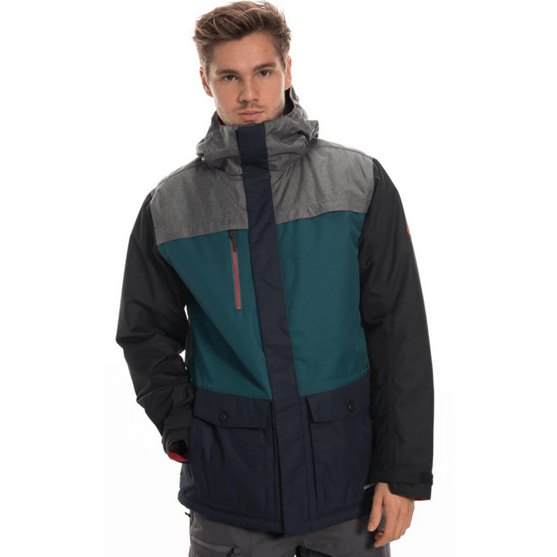mens snowboard jacket by 686