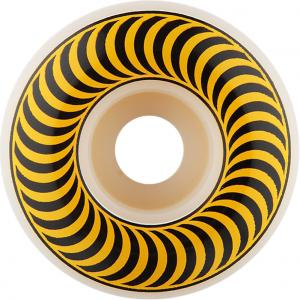 Spitfire Classics 55mm White Yellow Skateboard Wheels