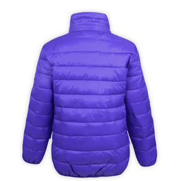 boulder gear purple puffy snow jacket