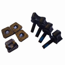 Hyperlite M6 Wakeboard Binding Thumb Screw Hardware Kit