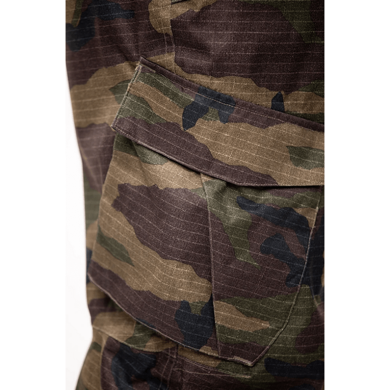 cargo pocket 686 camo insulated snow pants