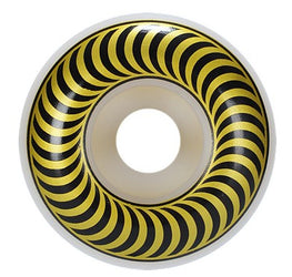 Spitfire Classics White Gold 50mm Skateboard Wheels