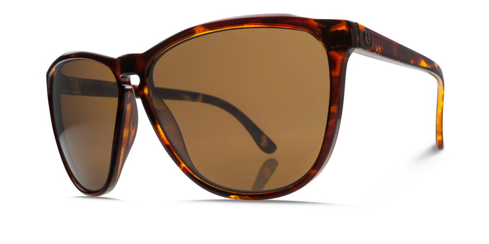 Electric Encelia Gloss Tort/Bronze Sunglasses