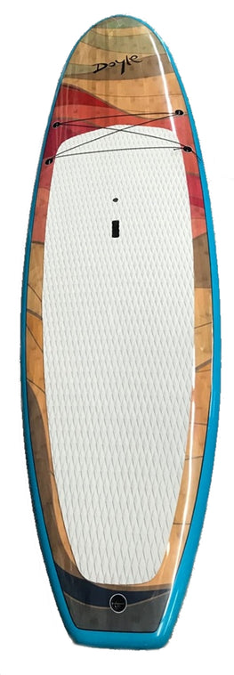 Doyle Sport Bamboo 10 Foot Stand Up Paddle Board