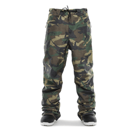 32 wooderson snowboard pant camo