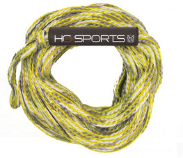 HO Sports 2K Yellow Black Tube Rope
