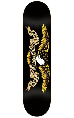 Anti Hero Classic Eagle 8.12 Skateboard Deck