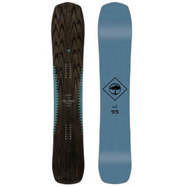 Arbor Crosscut All Mountain Freeride Mens Snowboard